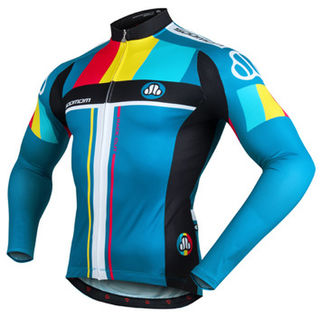 Eric - Summer Long Sleeve Cycle Jersey