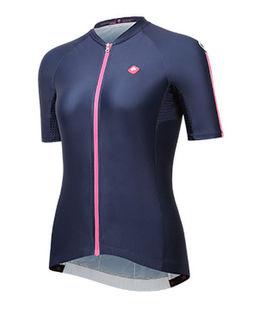 Rhea - Pro Cut Short Sleeve Cycle Jersey