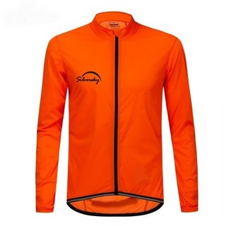 Road Cone - Men's Lightweight Waterproof Jacket