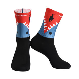 Aero Socks - Red Sock Monster