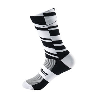 Fearless - B & W Cool Max Cycle Socks