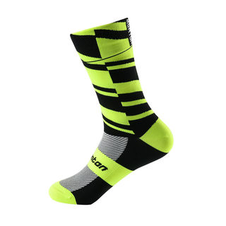 Fearless - Yellow Cool Max Cycle Socks