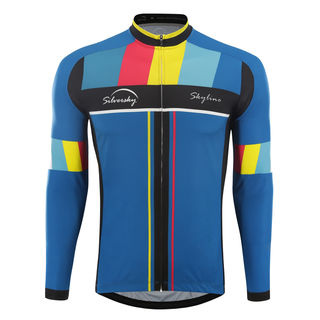 Skyline - Summer Long Sleeve Cycle Jersey