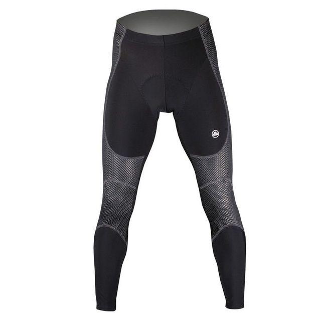 Wind Breaker - Mens Full Length Winter Lycra Cycle Pants