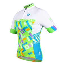 Rainbow - Short Sleeved Cycle Jersey