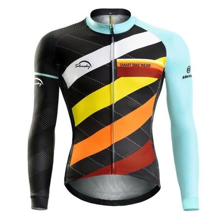 Redimension - Winter Long Sleeve Cycle Jersey
