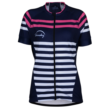 Sailor- Women's Short Sleeved Cycle Jersey
