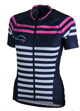 (**NEW**) Sailor- Women's Short Sleeved Cycle Jersey