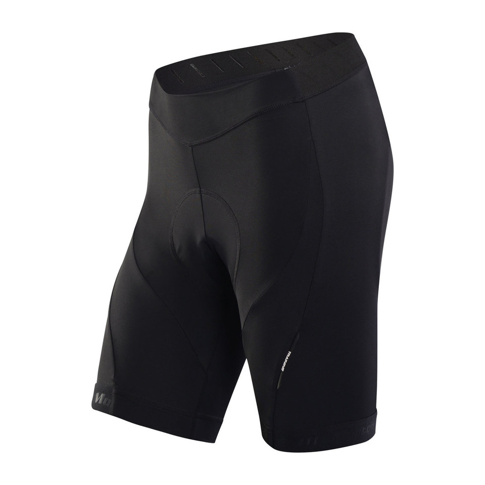 Sophie Shorts - Black Cycle Pants