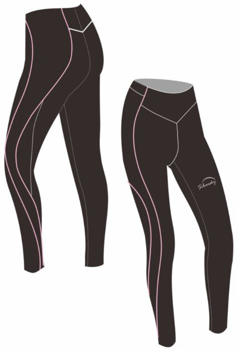 Tui's -Women's Full Length Cycle Tights