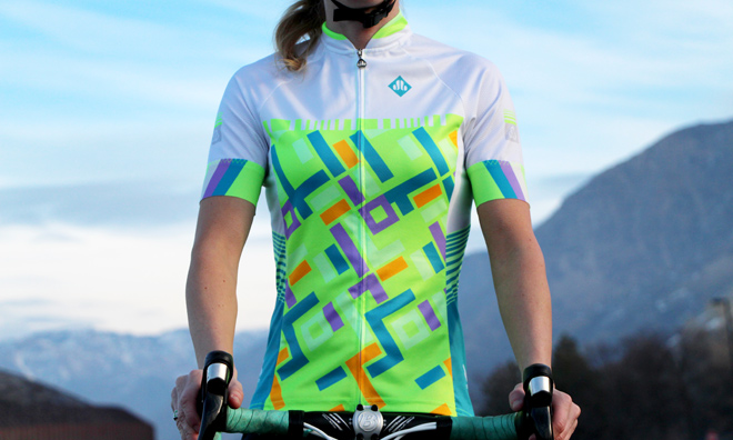 New women's summer jersey now available
