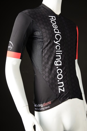 Custom Made for  Roadcycling.co.nz...very cool.