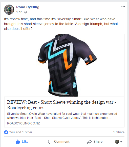 RoadCycle.co.nz Review